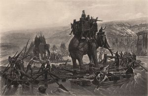 hannibal_traverse_le_rhone_henri_motte_1878