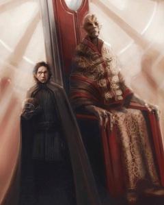 Kylo Ren:Snoke