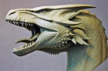 dragonheadmaquette