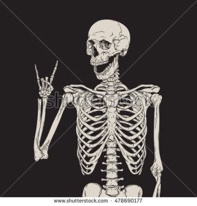 stock-vector-human-skeleton-posing-isolated-over-black-background-vector-illustration-478690177