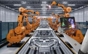 d-rendering-cyborg-control-robot-assembly-line-car-factory-cyborg-control-robot-assembly-line-102456331