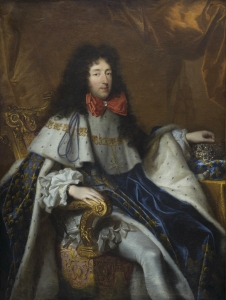 Portrait_painting_of_Philippe_of_France,_Duke_of_Orléans_holding_a_crown_of_a_child_of_France_(Pierre_Mignard,_Musée_des_Beaux-Arts_de_Bordeaux)